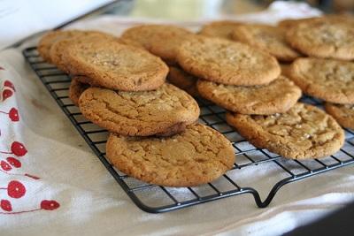 Recette de biscuit de noel au beurre